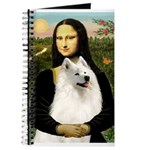 5.5x7.5-Mona-Samoyed1 Journal