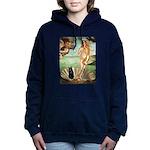 Schipperke 5 - Birth of Venus Hooded Sweatshir