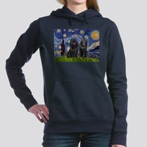 MP-STARRY-SchipperkePAIR Hooded Sweatshirt