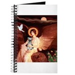 Schnauzer 1N - Seated Angel Journal