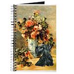 Vase / Scottie (blk) Journal