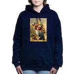 Vase / Scottie (blk) Hooded Sweatshirt