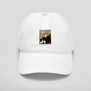 8x10-WMom-SheltieTRIO2 Cap