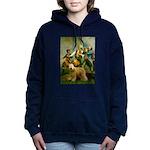5.5x7.5-Spirit76B-Wheaten2B Hooded Sweatshirt