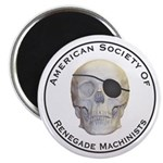 Renegade Machinists Magnet