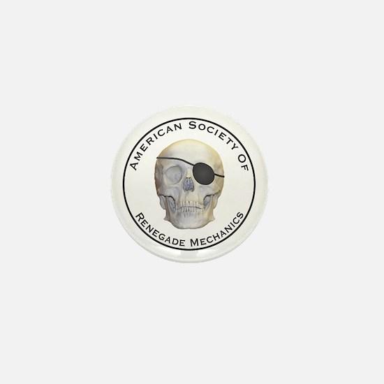 Renegade Mechanics Mini Button