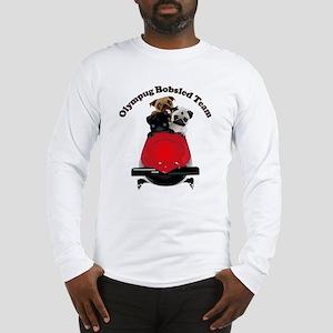 Olympug Bobsled Team Long Sleeve T-Shirt