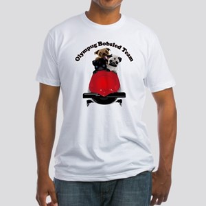 Olympug Bobsled Team Fitted T-Shirt
