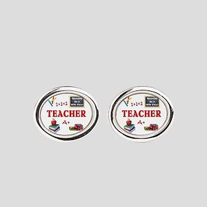 Teachers Do It With Class Cufflinks