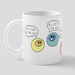 T Cell Wars Mug