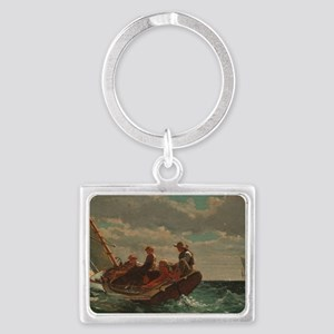 Breezing Up (A Fair Wind) Landscape Keychain