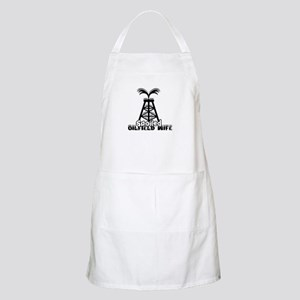 Spoiled Oildfield Wife Apron