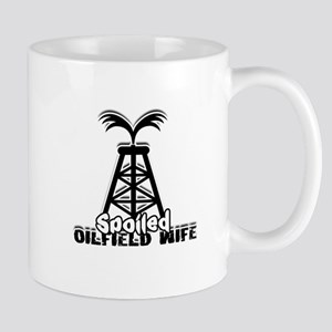 Spoiled Oildfield Wife Mugs