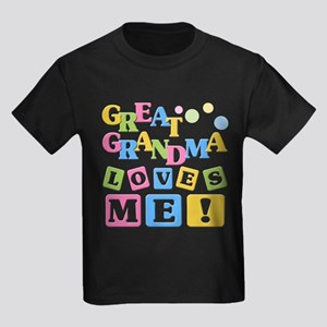 Great Grandma Loves Me T-Shirt