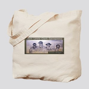 Lewis and Clark collectors Wi Tote Bag