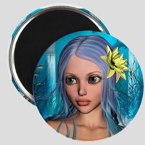 Ocean Mermaid Magnets