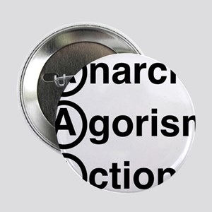 """Anarchy Agorism Action 2.25"""" Button"""