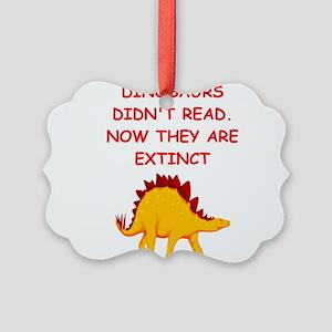 read Ornament
