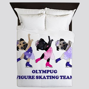 Olympug Figure Skating Team Queen Duvet