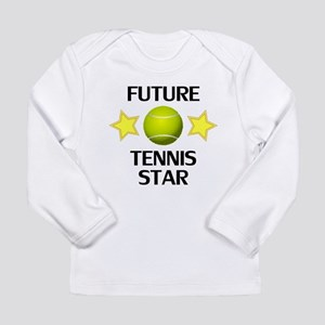 Future Tennis Star Long Sleeve T-Shirt