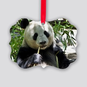 Giant Panda 003 Picture Ornament