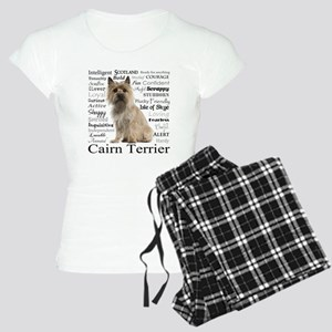 Cairn Terrier Traits Pajamas