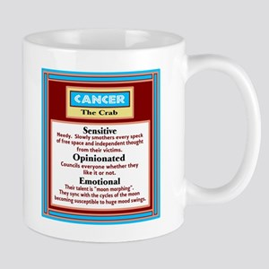 Cancer-Zodiac Sign Mugs