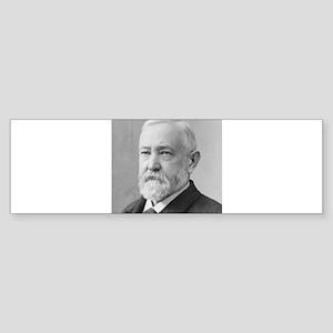 Benjamin Harrison Sticker (Bumper)