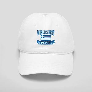World's Best Papou Cap