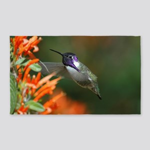 Hummingbird Area Rug