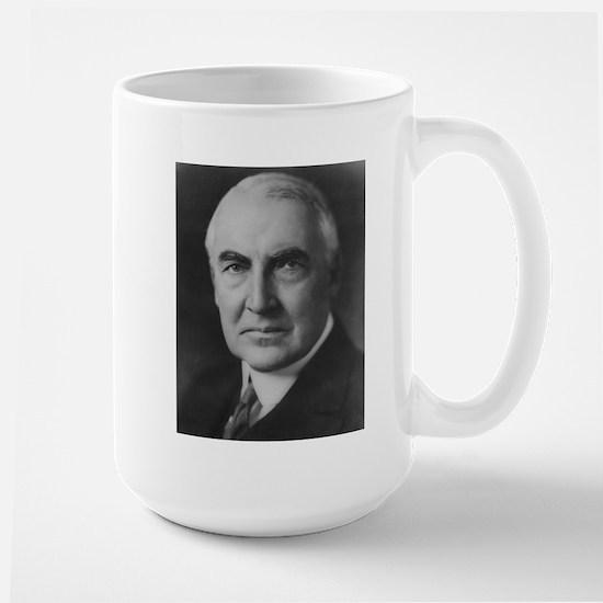 Warren G. Harding Large Mug