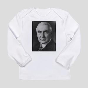 Warren G. Harding Long Sleeve Infant T-Shirt