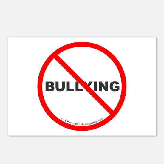 Stop Bullying Postcards (Package of 8)