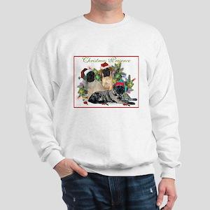 Mastiff Presence Sweatshirt