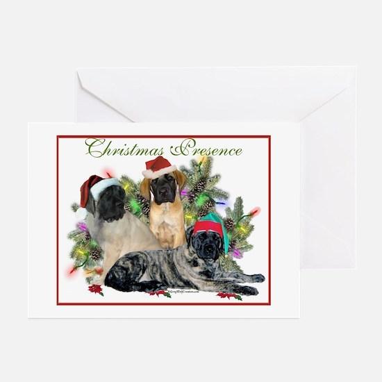 Mastiff Presence Greeting Cards (Pk of 10)
