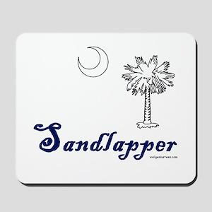 south Carolina sandlapper Mousepad