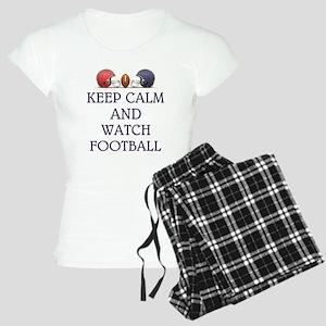 WATCH FOOTBALL Women's Light Pajamas
