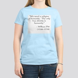Freethought Quote Women's Light T-Shirt