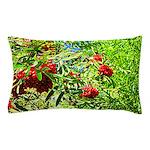 Rowan berries Pillow Case