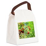 Rowan berries Canvas Lunch Bag