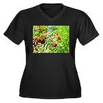 Rowan berries Plus Size T-Shirt