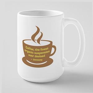 Star Trek Janeway Coffee Large Mug