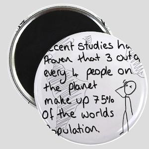 Statistics Joke Magnet