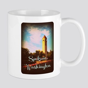 Spokane, Washington Mugs