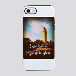 Spokane, Washington iPhone 7 Tough Case