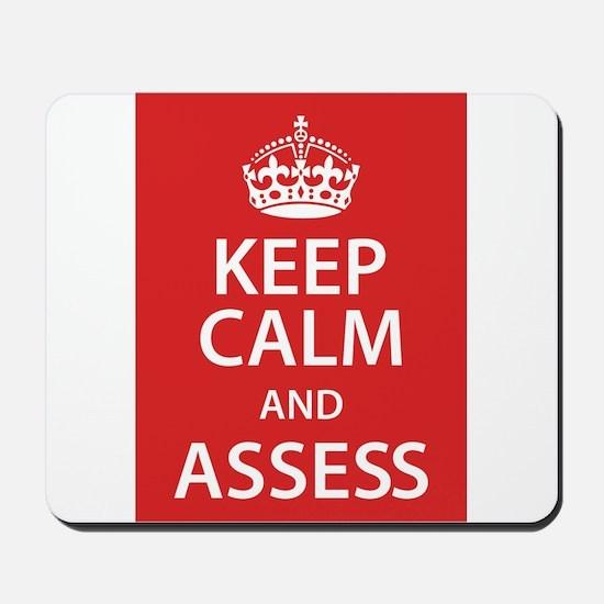 Assess Mousepad