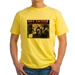 Hot Taters Yellow T-Shirt