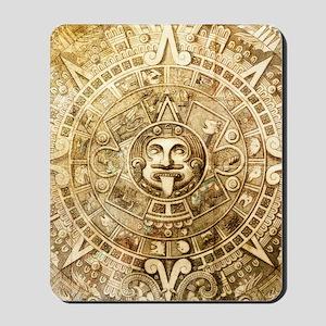 Aztec Design Mousepad