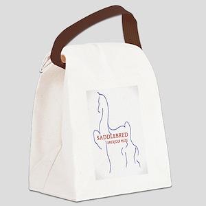 Saddlebred American Made Canvas Lunch Bag