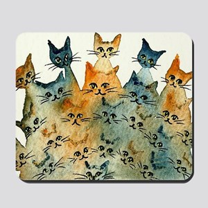 Charlottesville Stray Cats Mousepad